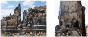 USCIRF осудили разрушение армянской церкви Сурб Торос в Турция
