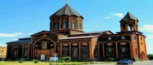 Церковь Святого Спасителя в Гюмри - Армения
