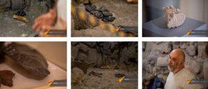 Древняя пещера в Разданском ущелье - Ереван - Армения