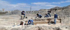 Кармир Блур - Армения - Обнаружены артефакты периода Ванского царства