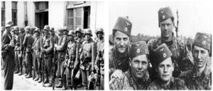 Военное преступление СС Азербайджана в Польше - 1944 год