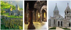 Феномен армянской архитектуры