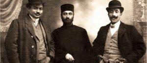 Первые грампластинки Комитаса и Арменака Шахмурадяна