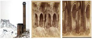 Руины Ани в материале National Geographic