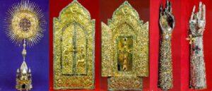 Сокровища и реликвии Армянской Церкви