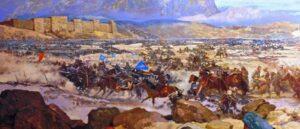 Нашествия Турок- Сельджуков в Армению