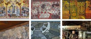 Карапет Егиазарян - Ереванская мозаика