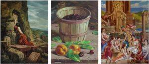 Рубен Кочарян - Ко Дню Рождения армянского художника