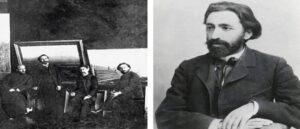 Вртанес Папазян - Писатель, общественно-политический деятель