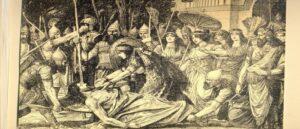 Исторический слой в преданиях о Гайкидах