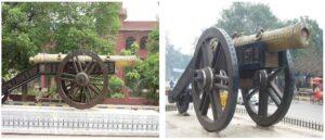 Замзама - Армянское чудо-орудие в пакистанском городе Лахор