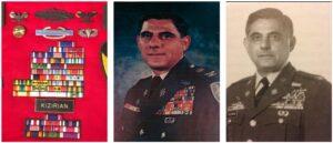 Джон Гизирян - Офицер разведки армии США