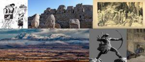 Герои и Легендарные Монархи Армении