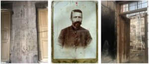 Уникальная история старого дома в Гюмри