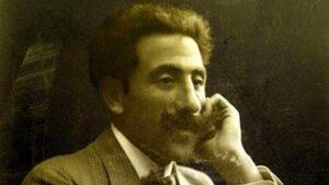 Тенор Арменак Шахмурадян - Один из крупнейших представителей армянского вокально искусства