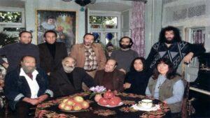 Фото тбилисских художников армян - В гостях у Сегрея Параджанова