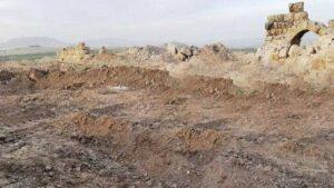 Турция вместе со своими наемниками разграбили 60 исторических памятников в Африне