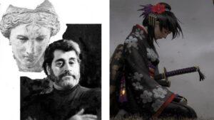 Каждый год 24 апреля самураи оплакивают незабываемую трагедию - Из истории гейков