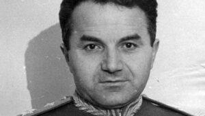 Две жизни маршала Худякова