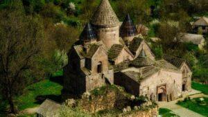 Гошаванк в истории правоведения Армении