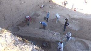 В Киликии обнаружено монументальное здание возрастом 3900 лет