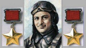Внимание здесь Нельсон - Нельсон Степанян гроза немецких летчиков