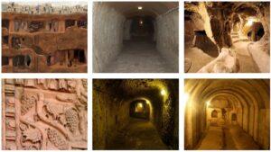 Подземные города Армянского нагорья