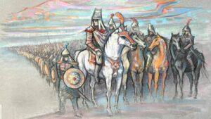 Цари Древней Армении в картинах