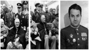 Профессионализм Ханферянца отмечали Черчилль и Рузвельт - Из рассказа внука маршала