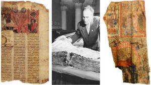Мушский Гомилиарий - Матенадаран - Самая большая древняя рукописная книга