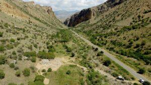 Древнейший эндемический сад в каньоне Гнишикадзора - Армения