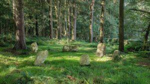 Каменный круг Долл Тор - Англия