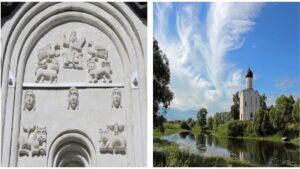 Куда делись армянские львы Храма Покрова на Нерли?