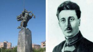 Гайк Бжишкян - Расстрелян в ходе кампании массовых репрессий в РККА в 1937 году