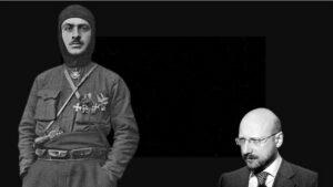 """Согласно Колерову, Гарегин Нжде: """"гитлеровец и протурецкий повстанец против большевиков"""""""