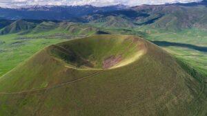 Вайоц Сар - Вулкан уничтоживший в Армении крупный город на шелковом пути