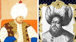 Нелепицы псевдо-истории - Cултаны Селим II и Мурад III