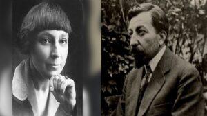 Ариадна Эфрон о встрече Аветика Исаакяна и Марины Цветаевой в Париже
