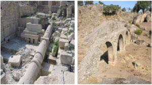 Армения - Из истории древнего и средневекового водопровода
