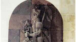 Ванская или Арамейская Династия IX-VI вв. до н.э.