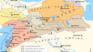 Армения в период с 331 по 149годы до нашей эры