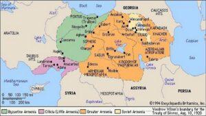 Государственная история Армении