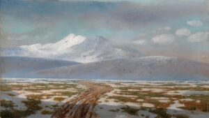 Влияние Лермонтова на армянскую живопись
