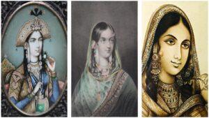 Прекрасная Мумтаз-Ханум - Королева Хиндустана - Армянки в мировой истории