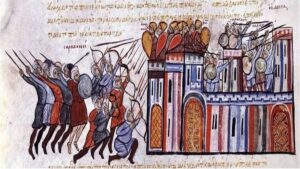 Георгий Маниак - Византийский полководец армянского происхождения