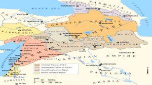 Армянский след а мировой топономике и этимологии